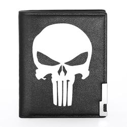 Кошелёк Punisher (skull)