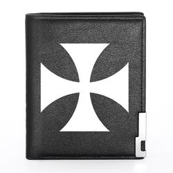 Кошелёк Тамплиерский крест