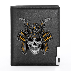 Кошелёк Samurai (skull)