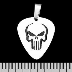 Кулон Punisher (skull) (ptsb-088) медиатор