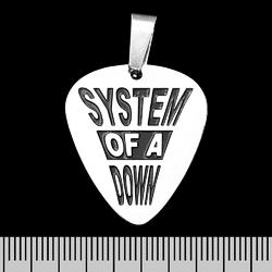 Кулон System Of A Down (ptsb-119) медиатор