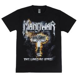"""Футболка Manowar """"The Lord Of Steel"""" EU"""