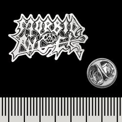 Пин (значок) фигурный Morbid Angel (logo)