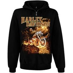 Кенгуру Harley-Davidson - лава на молнии
