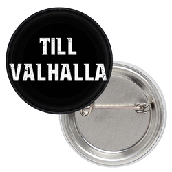 Значок Till Valhalla