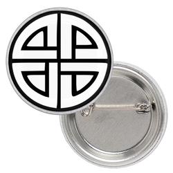 Значок Celtic Shield Knot (Кельтский Щит)