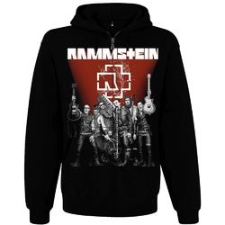 Кенгуру Rammstein (red) на молнии