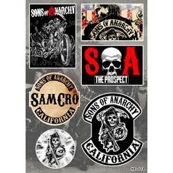 Стикерпак Sons of Anarchy SP-071