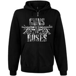 Кенгуру Guns'n'Roses (skull) на молнии