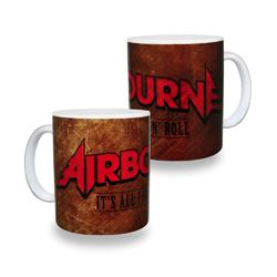 Чашка Airbourne (Logo)
