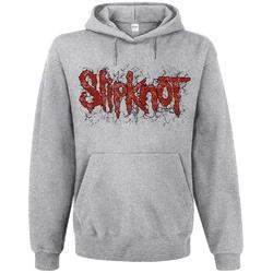 Худи Slipknot (лого, меланж)