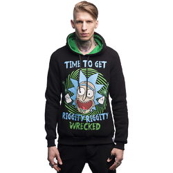 """Худи Rick And Morty """"Riggity Riggity Wrecked"""" Urbanist"""