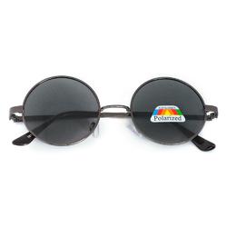 Очки солнцезащитные (SG-010) с поляризацией, черный, оправа цвет графит