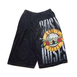Шорты Guns n'Roses (лого большое)