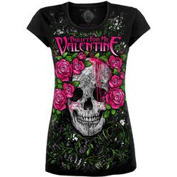 Туника Bullet For My Valentine (skull)